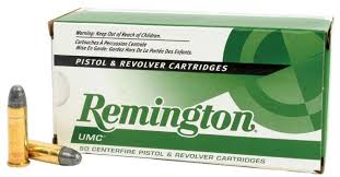 Remington UMC Centerfire Handgun Ammunition- .38 Special