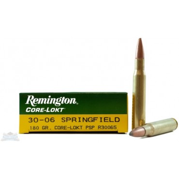 Remington Arms Centerfire Rifle Ammunition