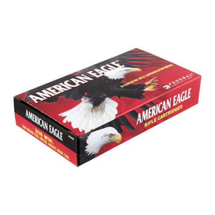American Eagle Centerfire Rifle Ammunition- .308 Winchester