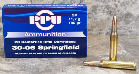 PPU Prvi Partizan Centerfire Rifle Ammunition
