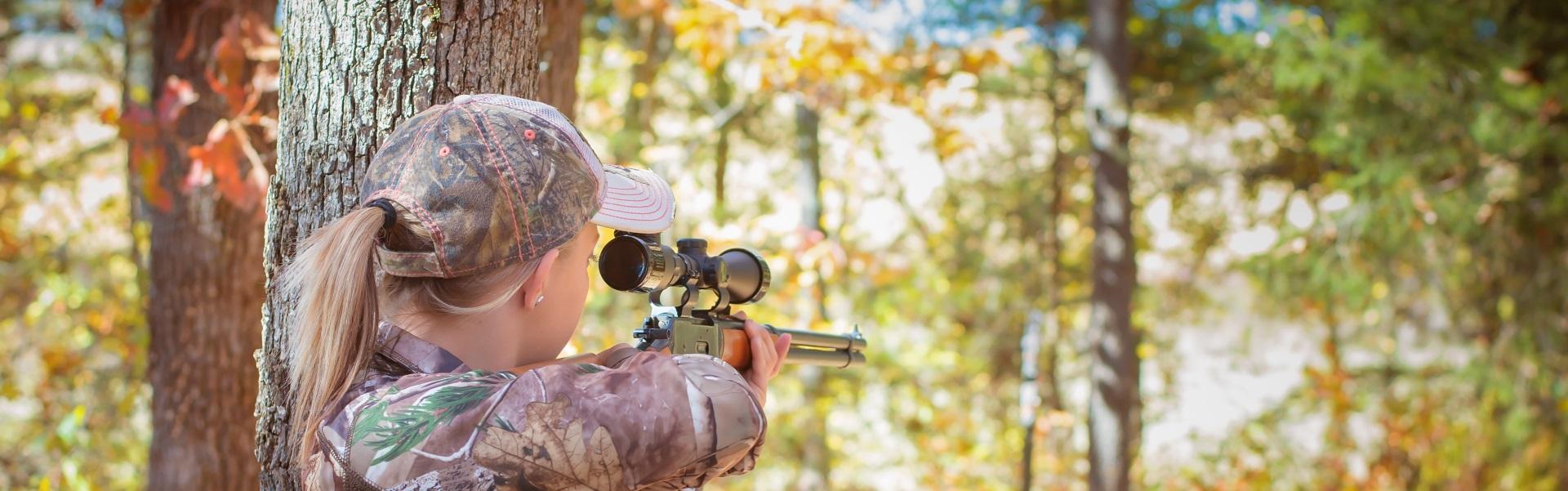 Female Gun Enthusiasts